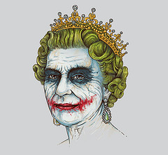 queen of england joker